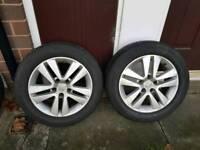 Vauxhall Astra H Alloys MK5/ Lights