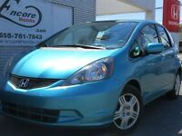2013 Honda Fit LX /AUTO/AIR/GR.ÉLECT/9,671KM !!!!!