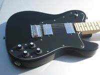 Squier Telecaster Custom by Fender Electric Guitar