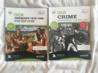 OCR History GCSE Germany and Crime & Punishment Revision Guides
