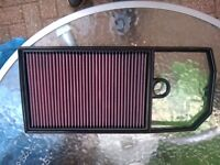 VW Golf Mk4 1.4 K&N panel filter £20