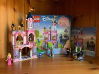 LEGO Sleeping Beauty Castle