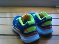 Karrimar run baby boy/ girl trainers uk5