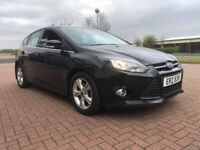Ford Focus eco boost 1 litre full history 2012