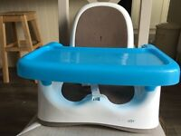 Baby Moov travel high chair
