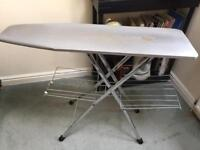 Ironing Board with storage space