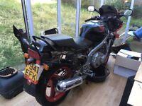 Honda CBR600 F1 project