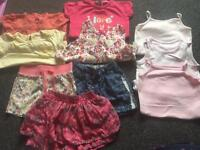 Baby girls 6-9 month bundle.