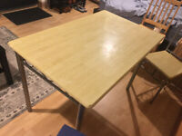 Dining Table + 2 chairs (can sell items individually)