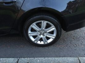 2008 Audi a4 b8 Alloy Wheels ( 5-112 )