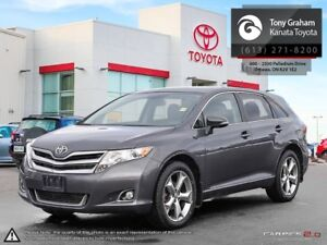 2014 Toyota Venza AWD V6+LEATHER+SUNROOF