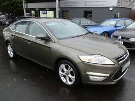 Ford Mondeo 2.0 TDCi Titanium X 5dr 13 reg /TOP OF THE RANGE MODEL, MASSIVE SPEC, FSH WITH 11 STAMPS