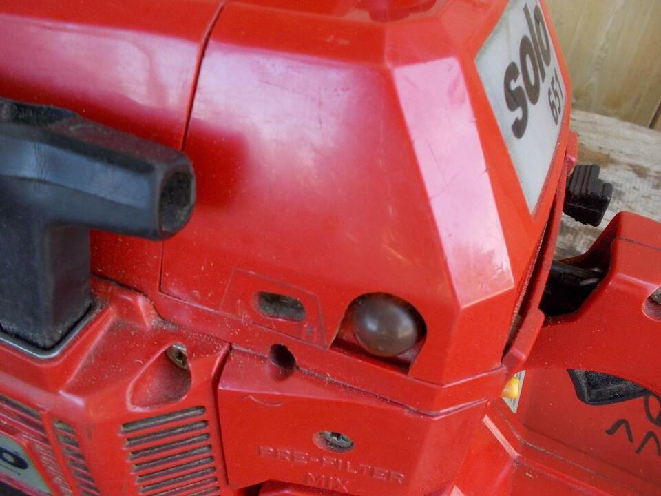 solo 651 motorsäge,sofort einsatzbereit,baujahr 2006,aspen in Schillingsfürst