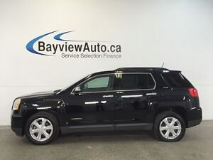 2016 GMC TERRAIN SLE- AWD! REMOTE START! PIONEER SOUND! ON STAR!