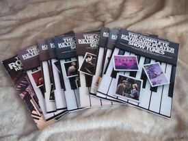 Music Books - For Keyboard Players