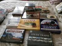 Steam Trains DVD BOX SETS