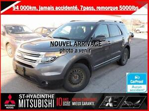 2013 Ford Explorer XLT 4X4 7passagers