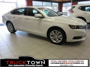 2016 Chevrolet Impala IMMACULATE LOW KM SEDAN WITH BACKUP CAMERA