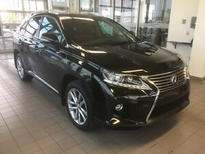 One Owner, Lexus Certified Pre-Owned Vehicle $398 B/W $7,000 Do