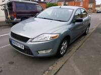 Ford mondeo 2009 bi-fuel 129000 miles full service history year mot quick sale