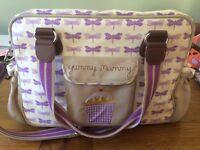 2nd hand Yummy Mummy changing bag