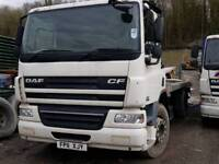 DAF 75-360 26TONS 6X2, MANUAL