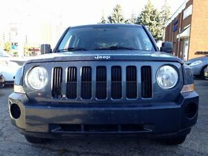2008 Jeep Patriot NORTH EDITION| 4X4| HEATED SEATS| CRUISE CONTR Kitchener / Waterloo Kitchener Area image 10