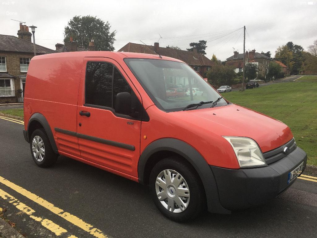 FORD TRANSIT CONNECT 1.8 TDCI 56 REG (LATER SHAPE) EX ROYAL MAIL WITH FSH NO VAT