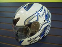 VENTE CASQUE FULL FACE D.O.T MOTO SCOOTER VTT $49.99!