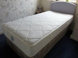 single divan bed with storage