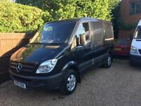 2008 57 Mercedes sprinter 211 cdi short wheel base air con