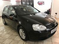 !!67K MILES!! 2007 VW GOLF 1.6 FSI 6 SPEED / 12 MONTHS MOT / FSH / IMMACULATE CONDITION