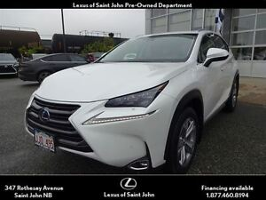 2015 Lexus NX 300h Executive