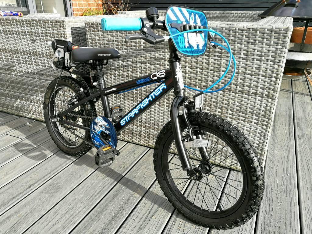 Childs Apollo Starfighter bike