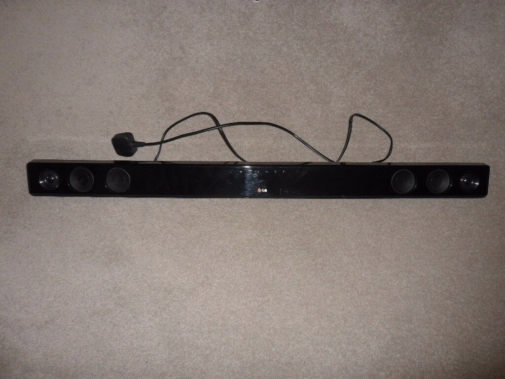 Sound Bar, LG