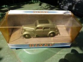 Dinky Ford Pilot