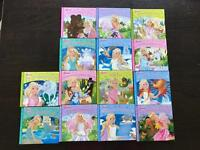 Barbie and princess books