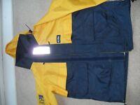 Gill Latitude 42 Sailing Jacket Adult Size S