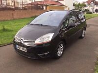 Citroen GRAND C4 PICASSO 2.0 i 16v Exclusive EGS , Automatic , FULL LEATHER , FREE WARRANTY