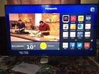 Panasonic 48 Inch Ultra HD 4k SMART LED TV ★ Built In WiFi ★ Perfect Condition 📦 Original Box 📦📦