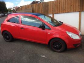Vauxhall Corsa 1l 62'000 miles , MOT until June