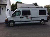 Renault Master Motor Caravan