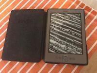 4th generation Kindle plus case