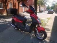 Sym Symply 125cc