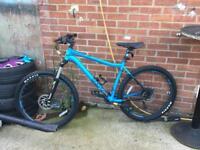 Voodoo hoodoo mounting bike