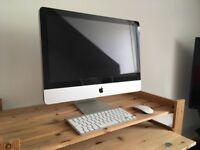"""21.5"""" iMac - Excellent Condition"""