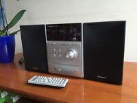 Panasonic traditional HiFi system, like new