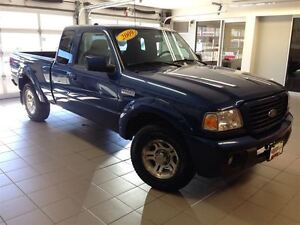 2009 Ford Ranger SPORT/LOW KMS/GORGEOUS!!