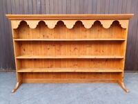 Solid pine character shelving unit DELIVERY INCLUDED