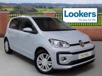 Volkswagen UP HIGH UP TSI (silver) 2017-09-28